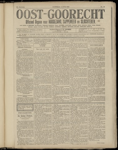 (Volksblad) Oost-Goorecht en Omstreken nl 1921-06-04