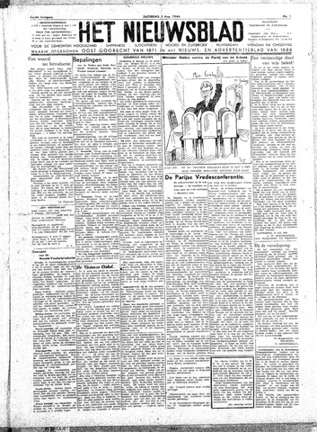 Het Nieuwsblad nl 1946
