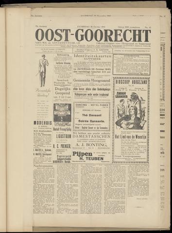 (Volksblad) Oost-Goorecht en Omstreken nl 1940-10-26