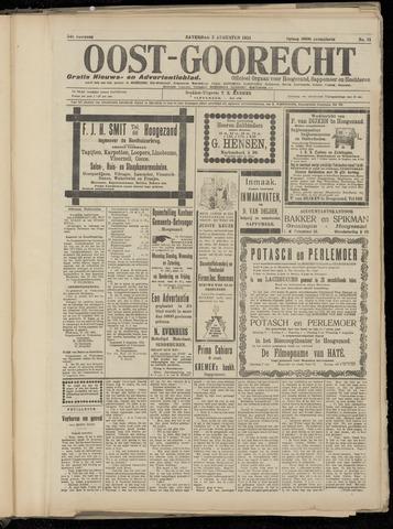 (Volksblad) Oost-Goorecht en Omstreken nl 1924-08-02