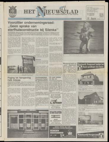 Het Nieuwsblad nl 1991-08-08