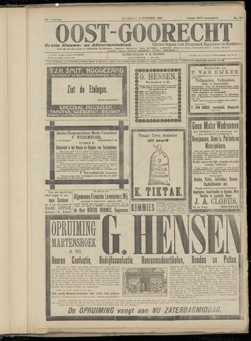 (Volksblad) Oost-Goorecht en Omstreken nl 1924-10-04
