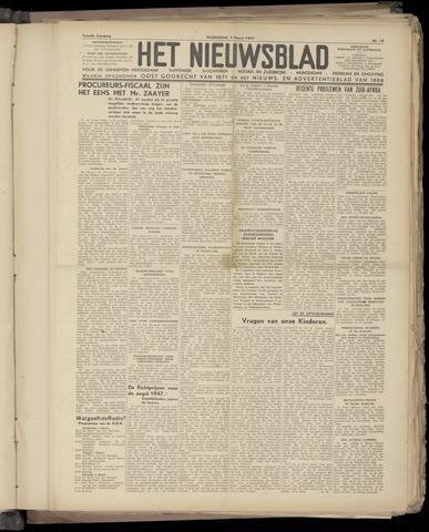 Het Nieuwsblad nl 1947-03-05