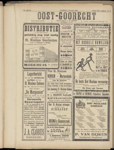 (Volksblad) Oost-Goorecht en Omstreken nl 1939-12-02
