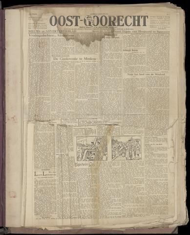 (Volksblad) Oost-Goorecht en Omstreken nl 1946