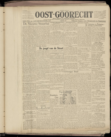 (Volksblad) Oost-Goorecht en Omstreken nl 1946-07-06