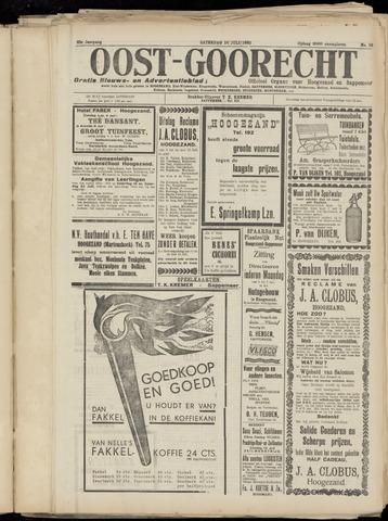 (Volksblad) Oost-Goorecht en Omstreken nl 1932-07-16