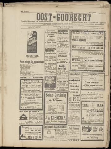 (Volksblad) Oost-Goorecht en Omstreken nl 1939-01-21