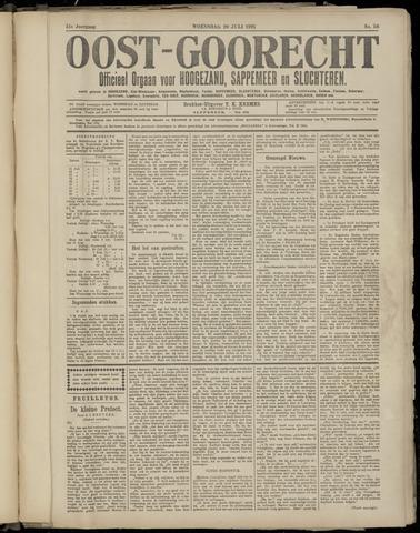 (Volksblad) Oost-Goorecht en Omstreken nl 1921-07-20