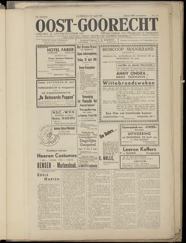 (Volksblad) Oost-Goorecht en Omstreken nl 1941-04-05
