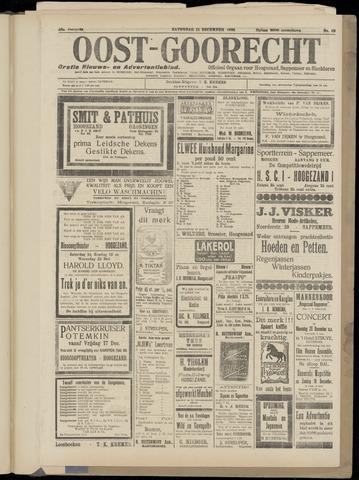 (Volksblad) Oost-Goorecht en Omstreken nl 1926-12-11