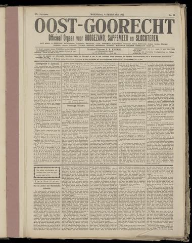 (Volksblad) Oost-Goorecht en Omstreken nl 1922-02-18