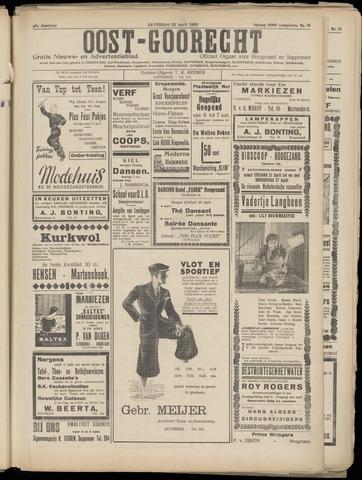 (Volksblad) Oost-Goorecht en Omstreken nl 1939-04-22