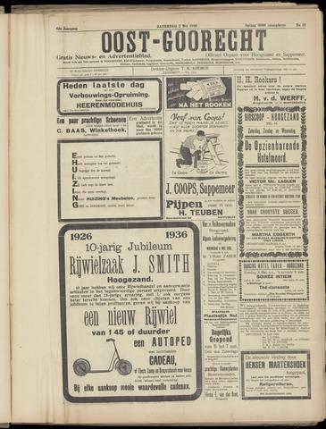 (Volksblad) Oost-Goorecht en Omstreken nl 1936-05-02