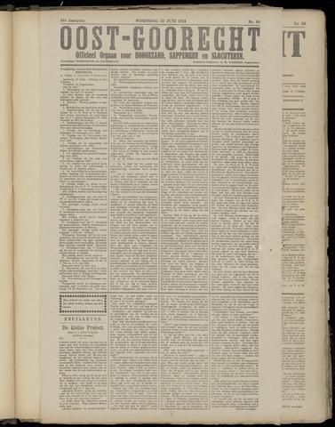(Volksblad) Oost-Goorecht en Omstreken nl 1921-06-22
