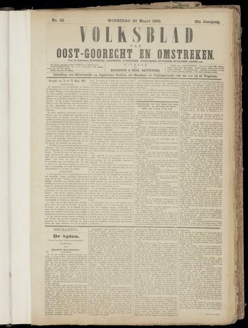 (Volksblad) Oost-Goorecht en Omstreken nl 1892-03-30