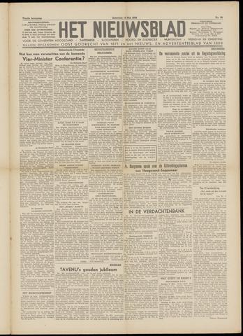 Het Nieuwsblad nl 1949-05-14