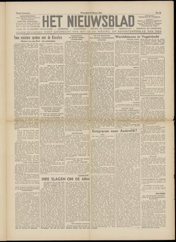 Het Nieuwsblad nl 1949-03-23