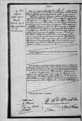 Huwelijksregister 1929//