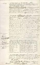 Huwelijksregister 1875//