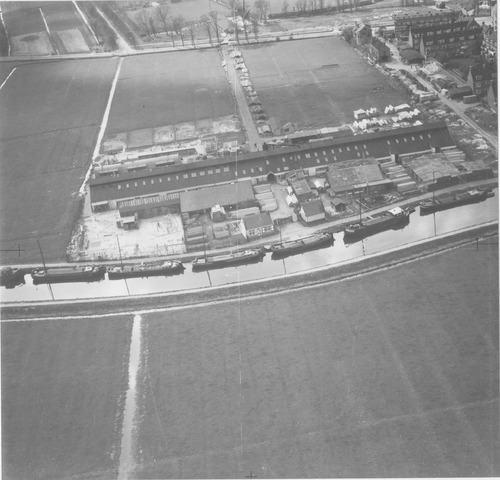 Gebied tussen de Paterswoldseweg en Hoornsediep/Noord-Willemskanaal, 1947-1953