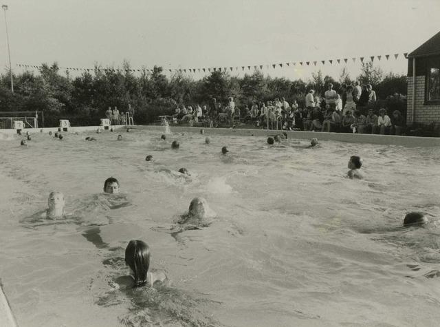 Zwemmen Veel Belangstelling Voor De Zwemvierdaagse In Het Zwembad