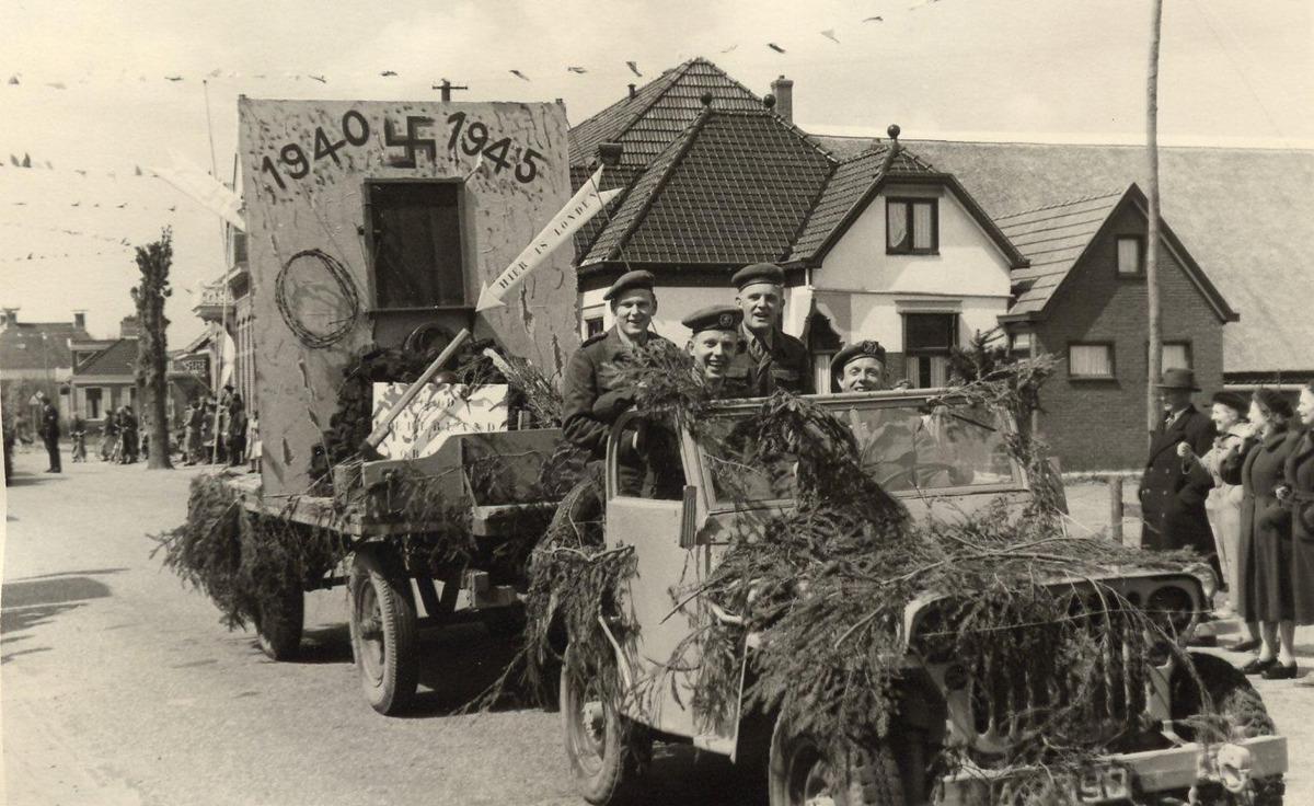 Herdenkingen van bevrijdingen