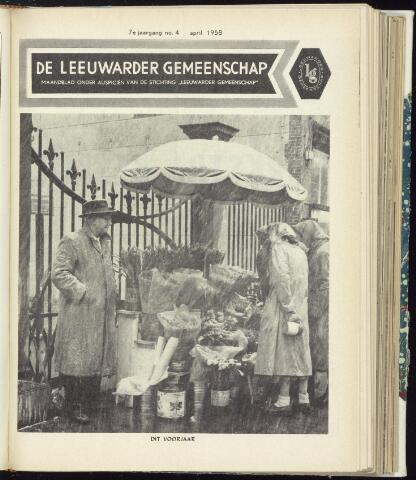 Leeuwarder Gemeenschap 1958-04-01