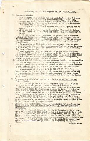 raadsverslagen Idaarderadeel 1935-1983 1950