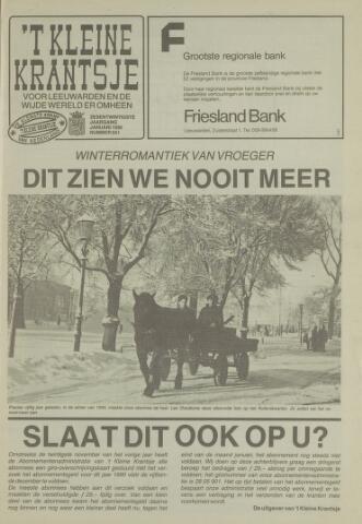't Kleine Krantsje, 1964-1997 1990-01-01