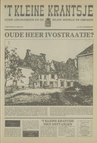 't Kleine Krantsje, 1964-1997 1977-03-05