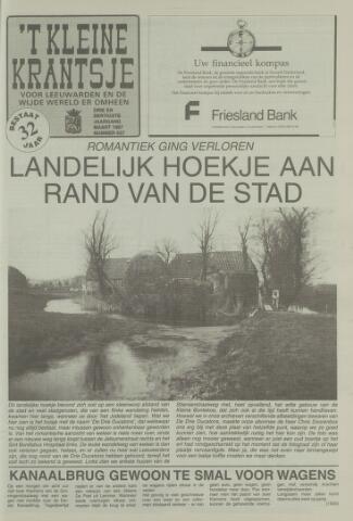 't Kleine Krantsje, 1964-1997 1997-03-01