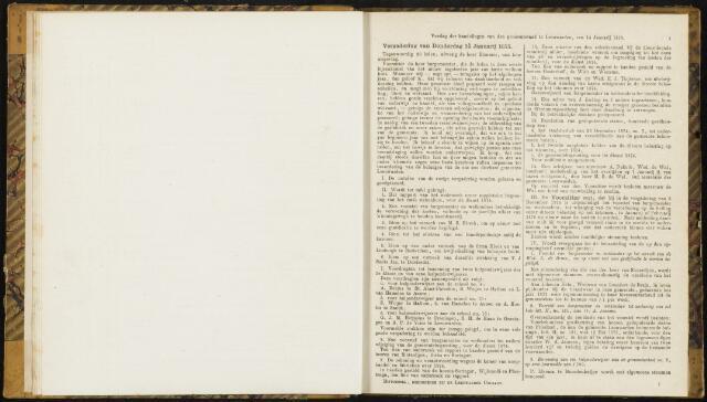Raadsverslagen van de gemeente Leeuwarden, 1865-2007 (Notulen) 1875