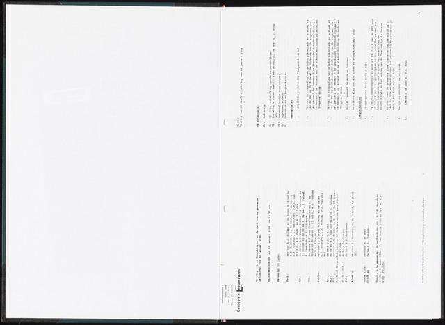 Raadsverslagen van de gemeente Leeuwarden, 1865-2007 (Notulen) 2004-01-12