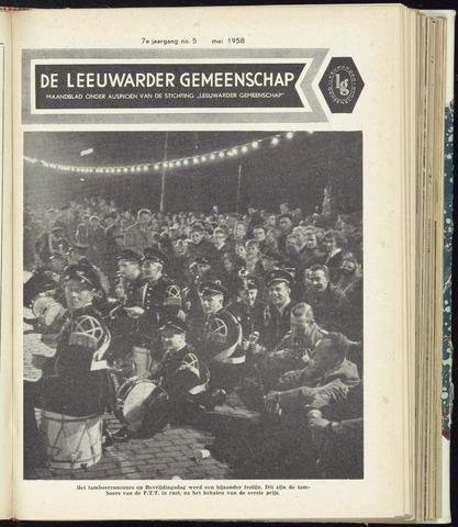 Leeuwarder Gemeenschap 1958-05-01