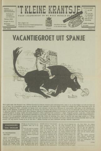 't Kleine Krantsje, 1964-1997 1972-06-10