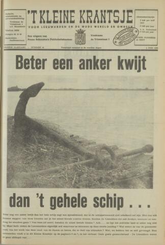 't Kleine Krantsje, 1964-1997 1966-06-01