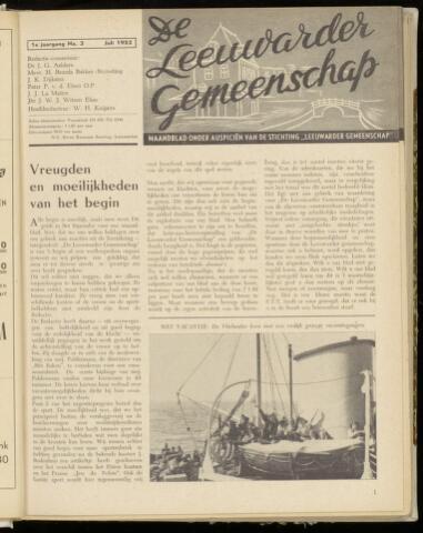 Leeuwarder Gemeenschap 1952-07-01