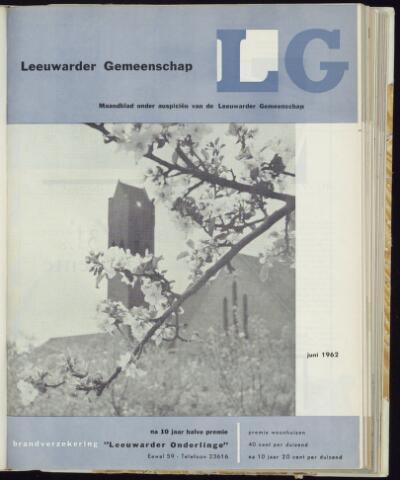 Leeuwarder Gemeenschap 1962-06-01