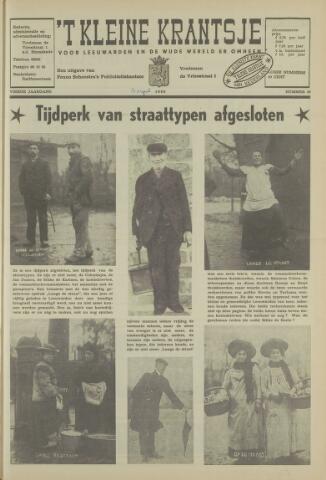 't Kleine Krantsje, 1964-1997 1968-04-02