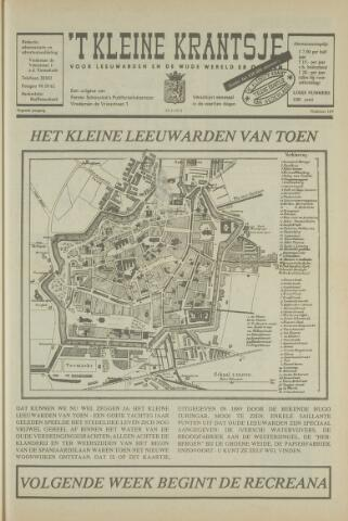 't Kleine Krantsje, 1964-1997 1973-03-24