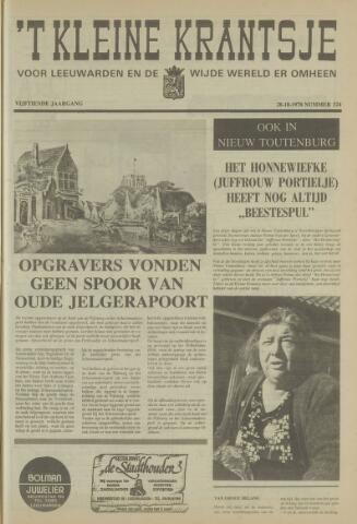 't Kleine Krantsje, 1964-1997 1978-10-28