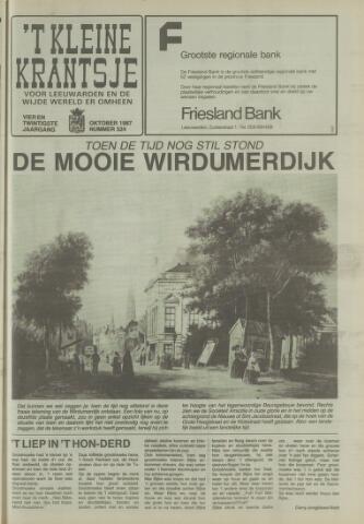 't Kleine Krantsje, 1964-1997 1987-10-01
