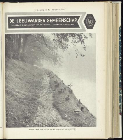 Leeuwarder Gemeenschap 1957-11-01