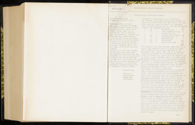 Raadsverslagen van de gemeente Leeuwarden, 1865-2007 (Schriftelijke vragen) 1960