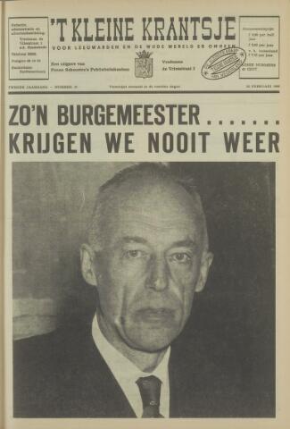 't Kleine Krantsje, 1964-1997 1966-02-23