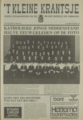 't Kleine Krantsje, 1964-1997 1980-11-08