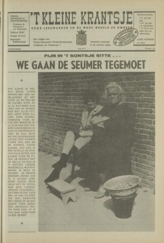 't Kleine Krantsje, 1964-1997 1971-04-10