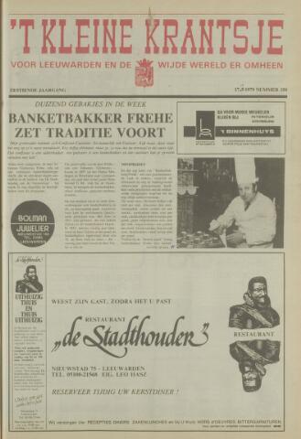 't Kleine Krantsje, 1964-1997 1979-07-07