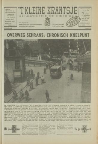 't Kleine Krantsje, 1964-1997 1971-08-21